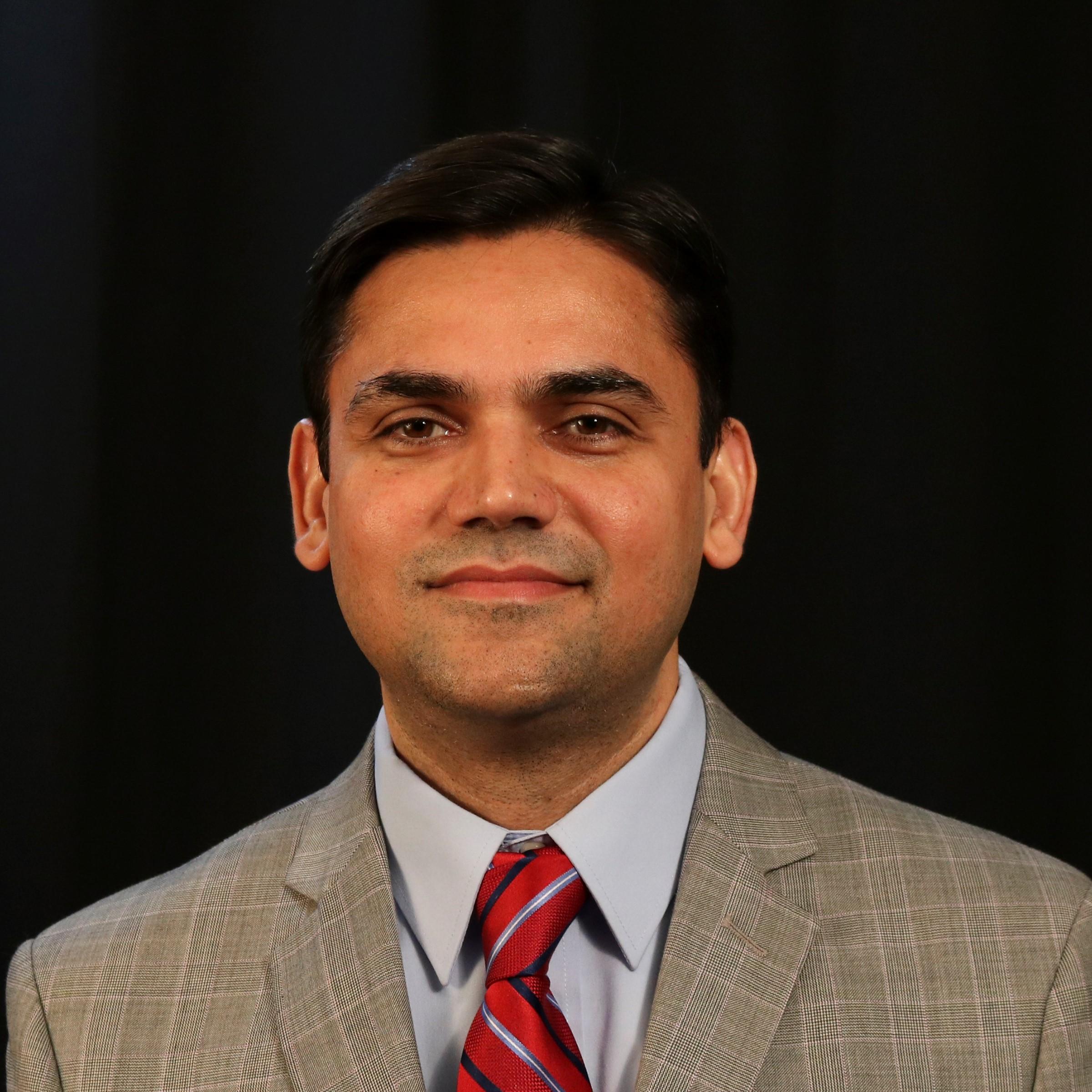 Dr. Pranshoo Solanki